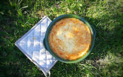 Gratäng med ytterfilé och chili